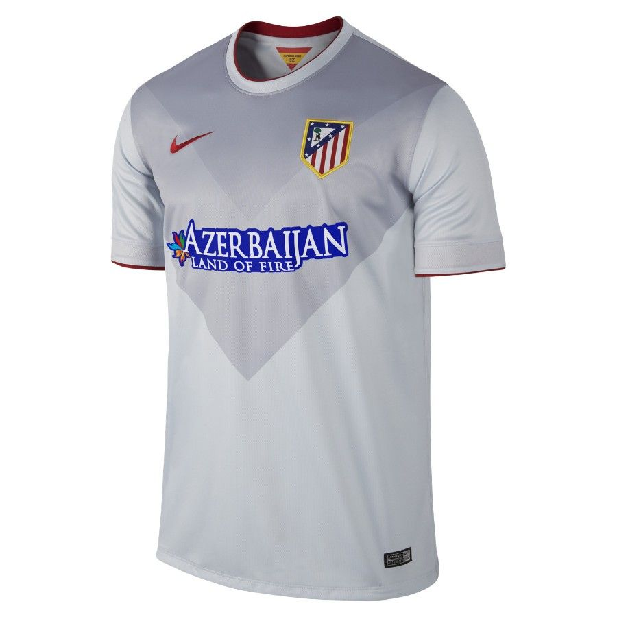 Nike Atlético de Madrid Away Jersey 14/15 | Atlético madrid ...
