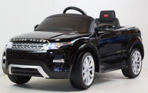 Licensed Range Rover Evoque Ride On Car Toy With Remote Control Mp3 Connection Key For Start Range Rover Evoque Range Rover Best Scooter For Kids