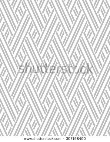 Abstract geometric pattern with lines, stripes A seamless vector ...
