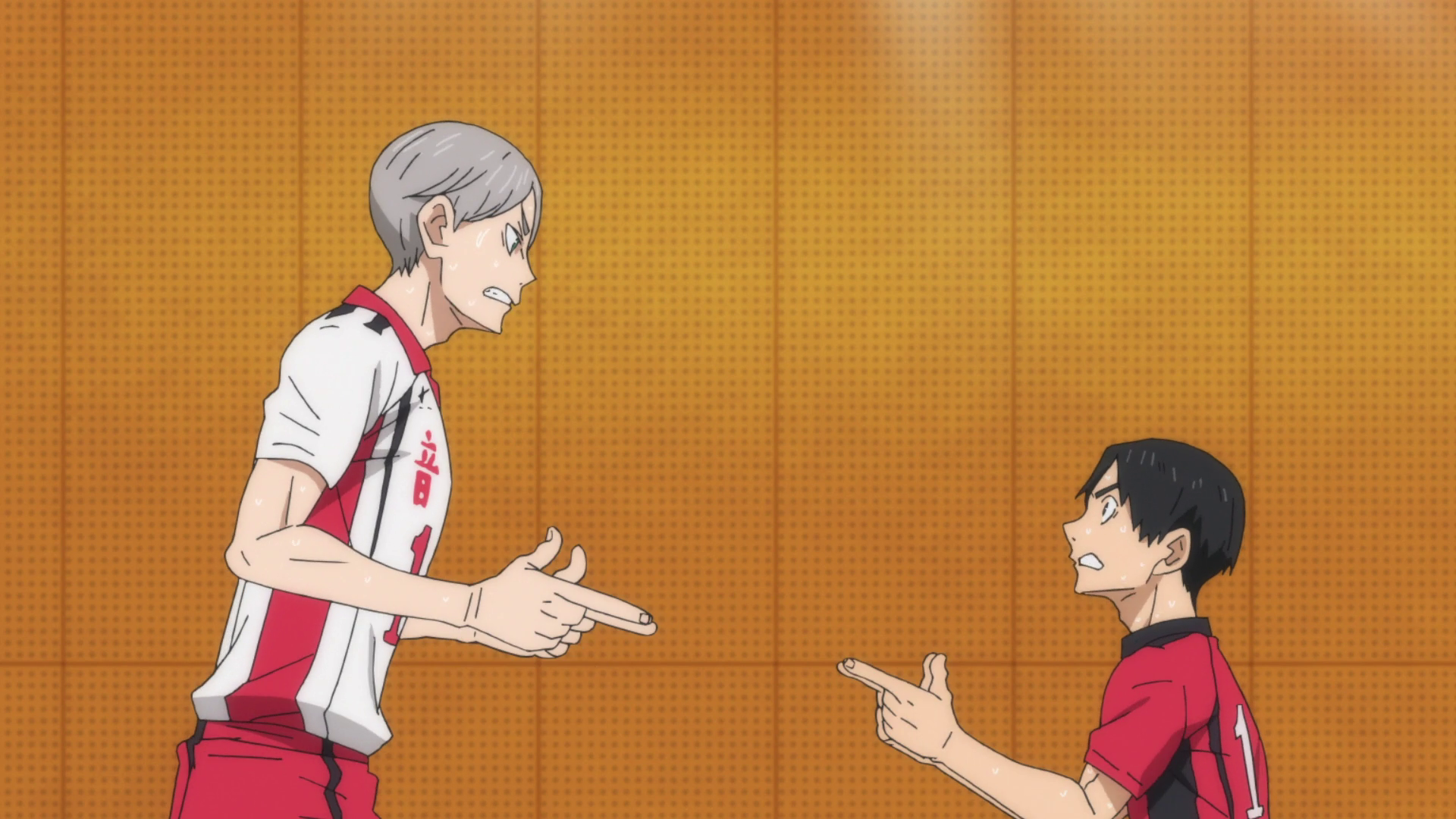 Pin By Xxgh0stg1rlxx On A N I M E In 2020 Haikyuu Anime Haikyuu Nekoma Haikyuu Characters