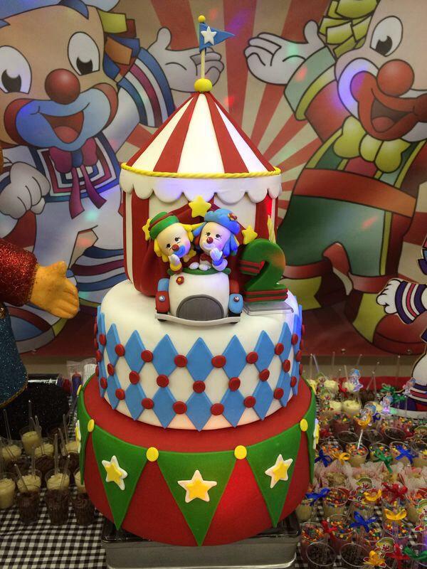 Circos cake