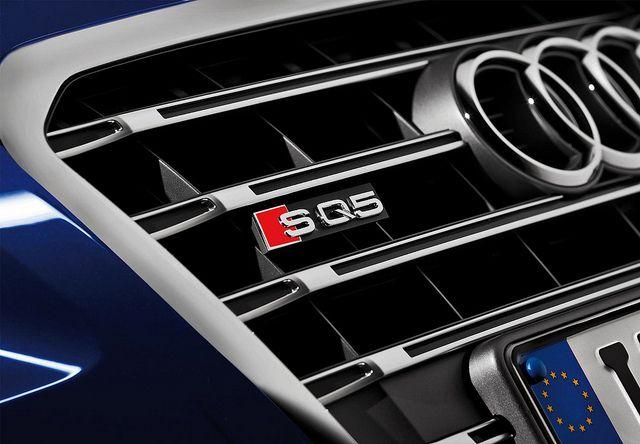 Audi Sq5 Platinum Grey Grille Sq5 Tdi Audi Rsq3