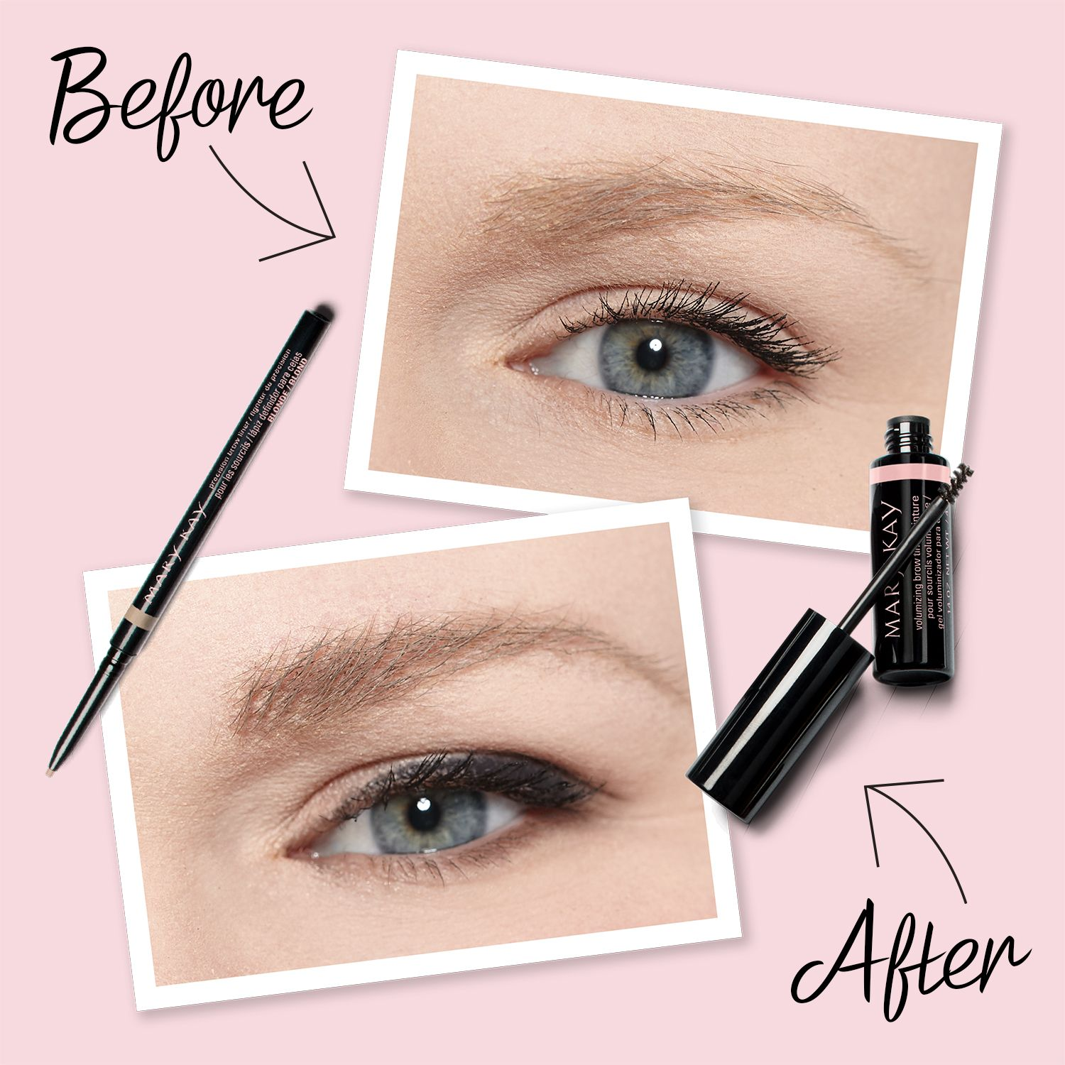 07a5464de58 Mary Kay® Brow Precision Liner and Volumizing Brow Tint - NEW FALL 2018  PRODUCTS! Who else is excited?! www.marykay.com/sstojanovski 714.328.0045