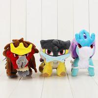Entei 30 cm Pokemon Inspired Plush Doll