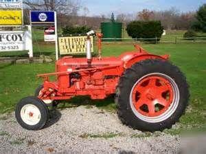 Case Dc Antique Tractor With Images Antique Tractors Tractors Case Tractors