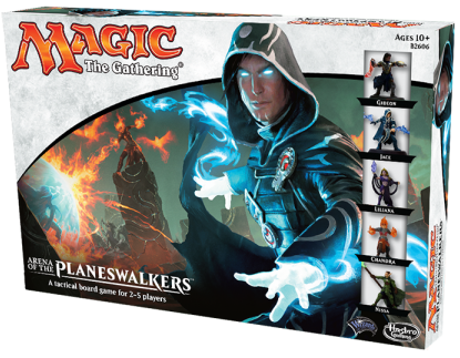 Magic The Gathering Arena of the Planeswalkers presentado