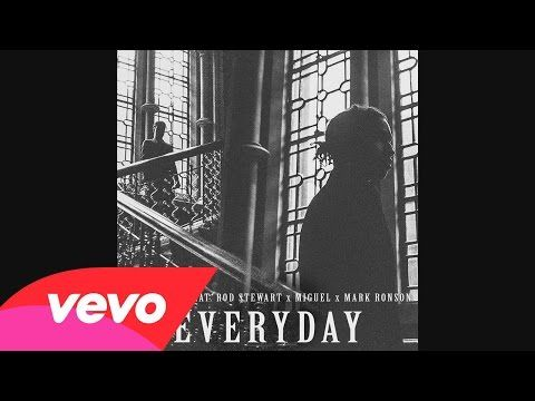 ▶ A$AP Rocky - Everyday (Audio) ft. Rod Stewart, Miguel, Mark Ronson - YouTube