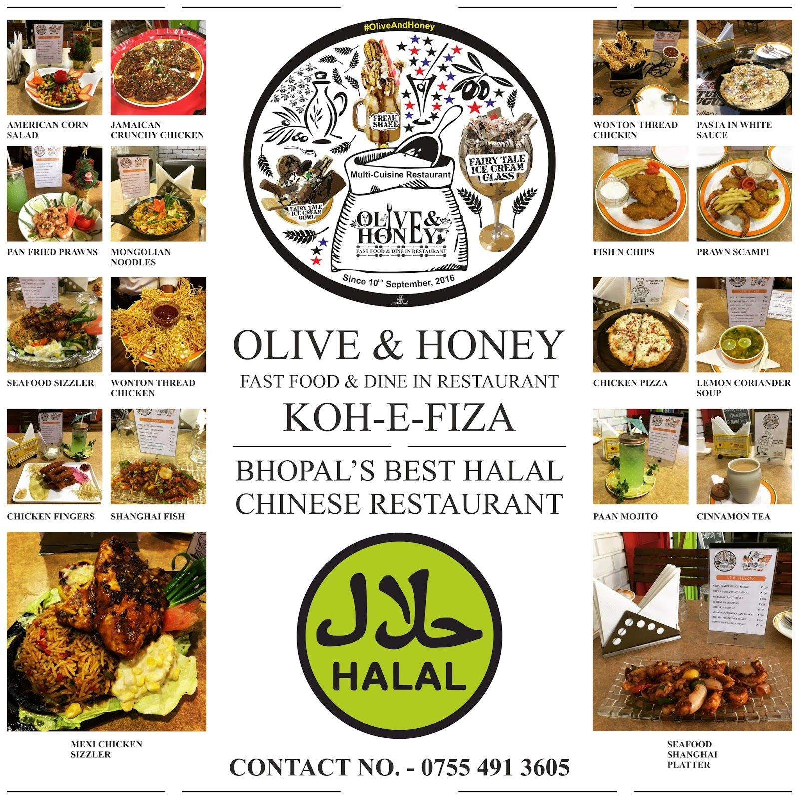 Bhopal S Best Halal Chinese Restaurant Oliveandhoney Fast Food Dine In Restaurant Kohefiza Bhopa Lemon Soup Sauce For Chicken Chinese Restaurant