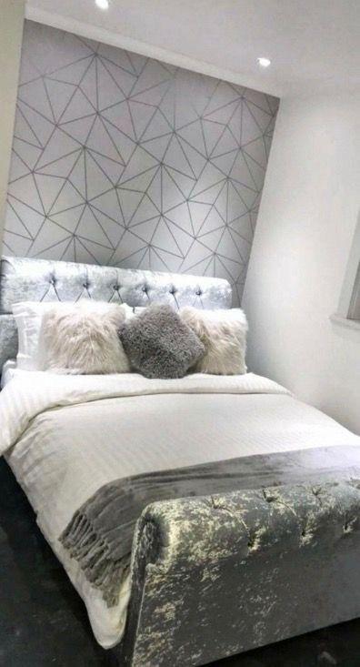 Best Truubeautys Wallpaper Bedroom Feature Wall Feature 400 x 300