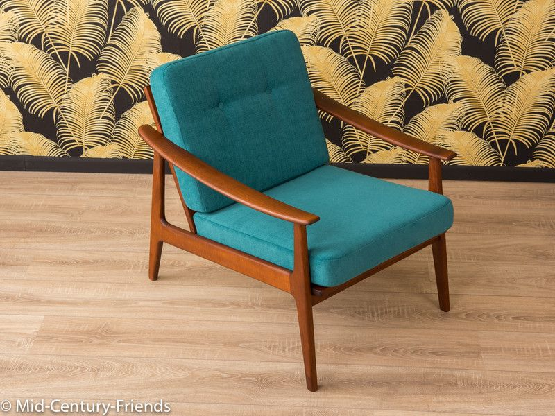 vintage sessel 60er sessel sofa 50er vintage ein designerst ck von mid century friends bei. Black Bedroom Furniture Sets. Home Design Ideas