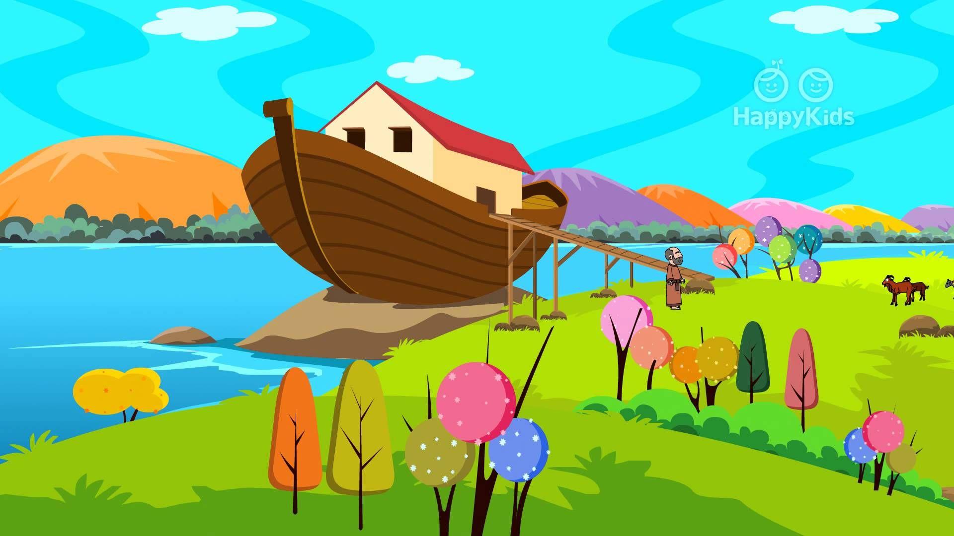 noahsobedience an animated short video clip to teach our children