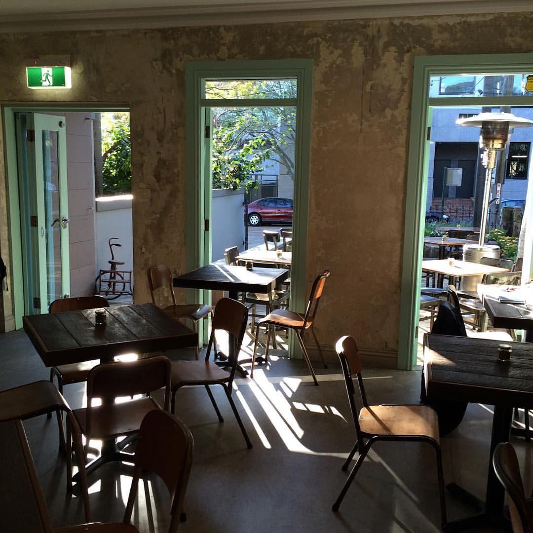 """Good morning Spring  #local #cafe #redfern #cafeoratnek #sydneycafe #retro #japanesefood #nofilter"""