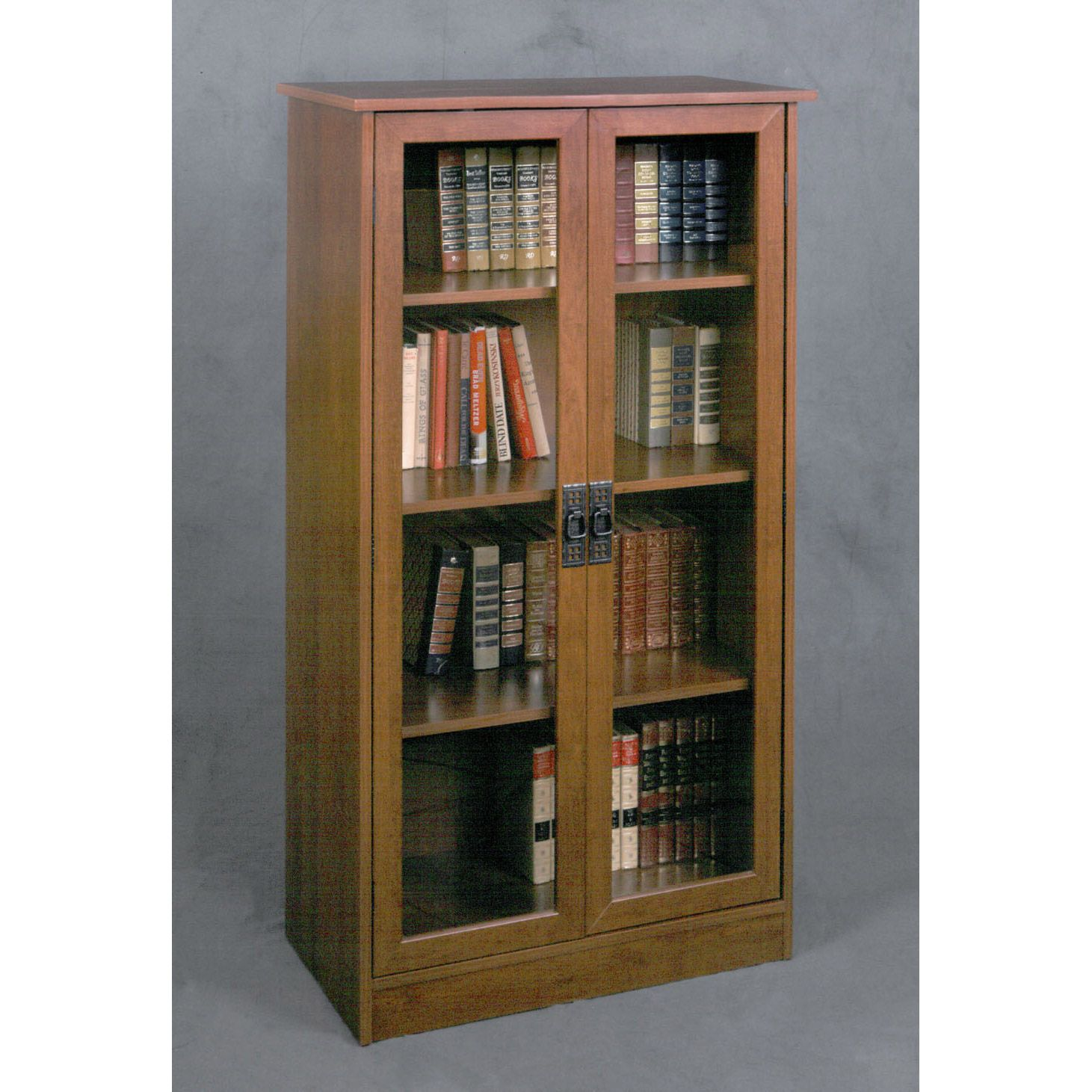 office bookcases with doors. Glass Door Bookcase By Ameriwood In Display Shelves Office Bookcases With Doors G