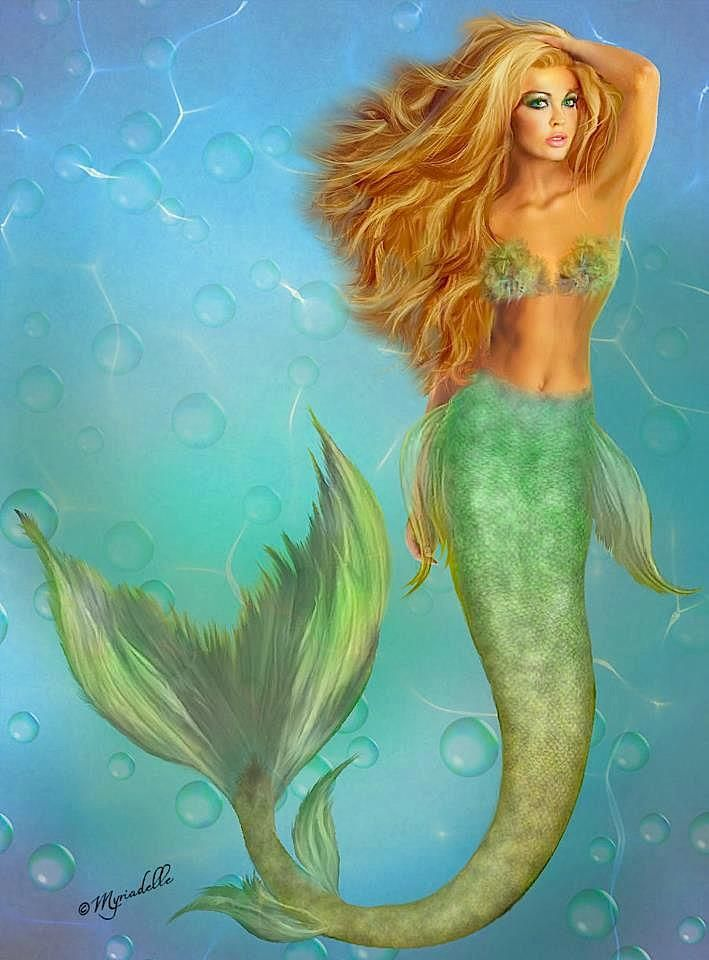 fantasy artwork mermaid love pinterest sch ne bilder. Black Bedroom Furniture Sets. Home Design Ideas