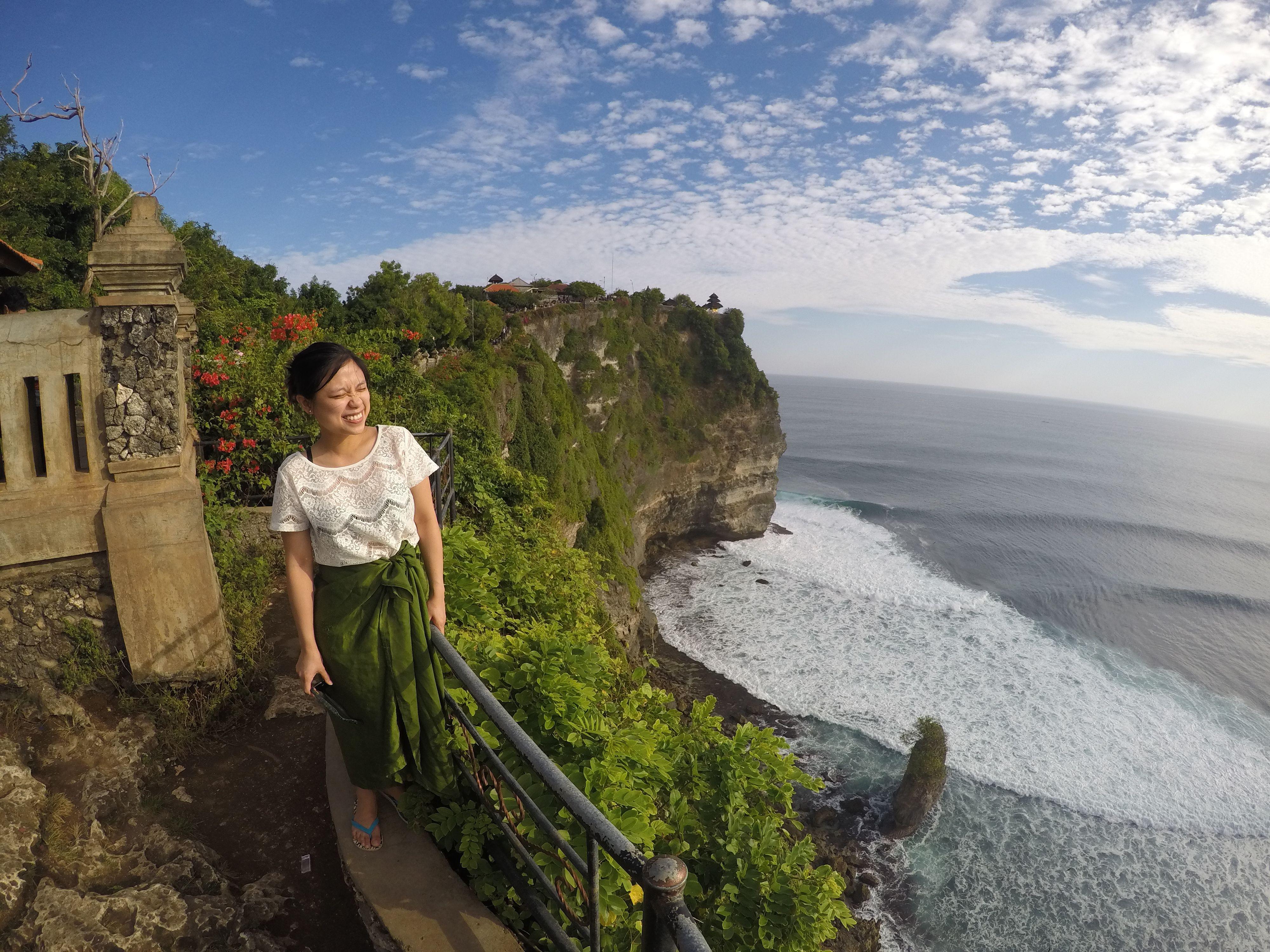 Uluwatu Temple Bali, Indonesia