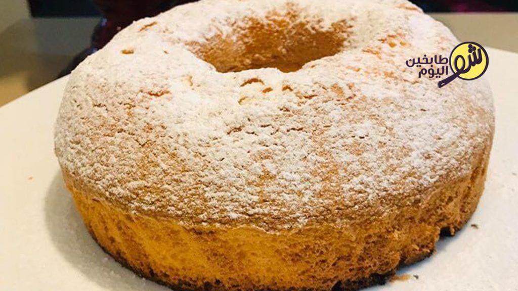 كيك الليمون الحامض الاسفنجي شو طابخين اليوم Food Recipes Cake