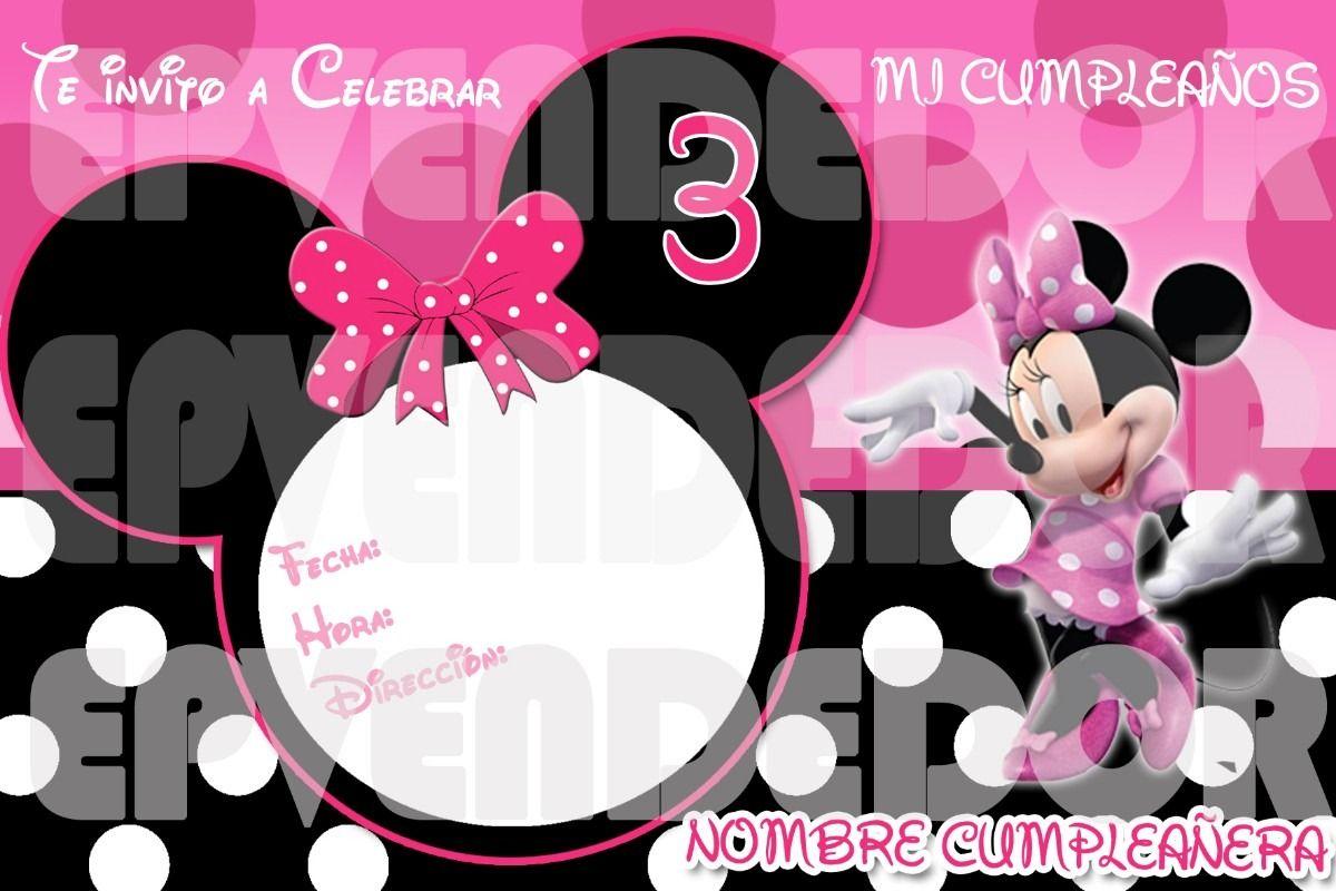 Mouse Tarjetas De Invitacion Para Cumpleanos Mickey Imagenes