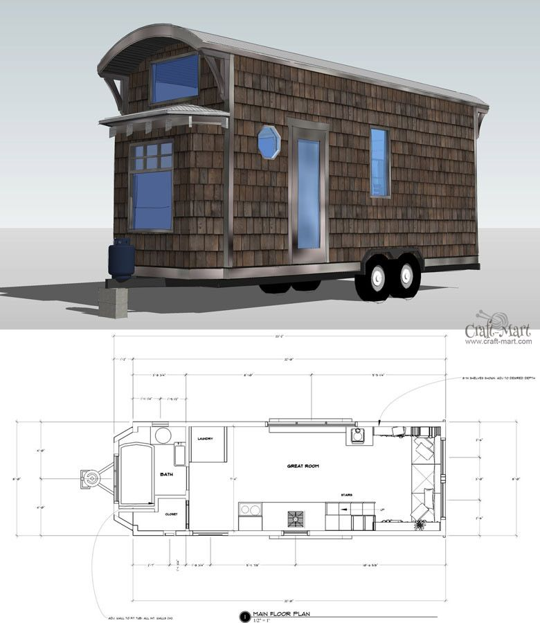 27 Adorable Free Tiny House Floor Plans Craft Mart Tiny House Floor Plans Tiny House Plans House Floor Plans