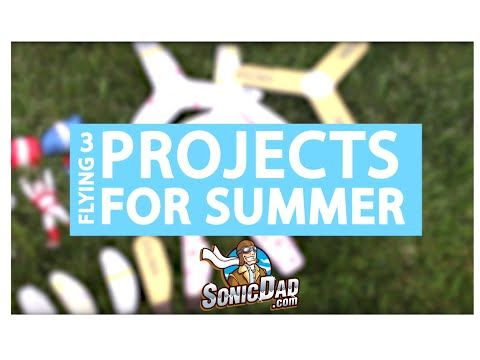 SonicDad.com | Go Build Something Cool Together! | Projects for ...