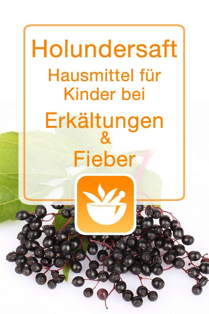 Photo of Holundersaft – Hausmittel für Kinder bei Erkältung und Fieber