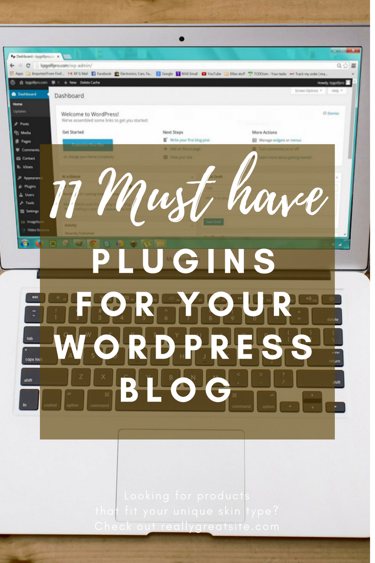 11 Must have plugins to build your WordPress blog for better