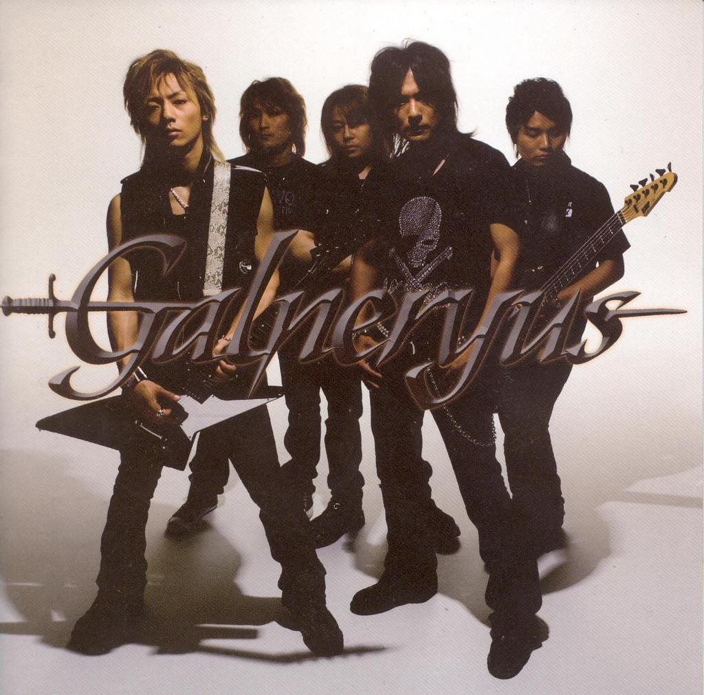 Galneryus is a Japanese power metal band from Osaka, that ...