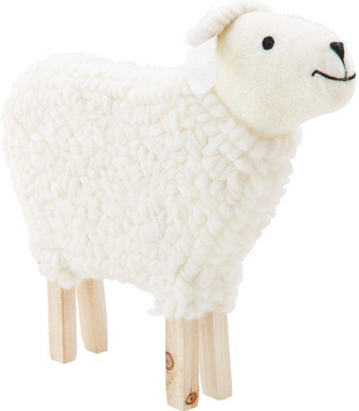 Dekoschaf Holz Wolle günstig bei mömax online bestellen