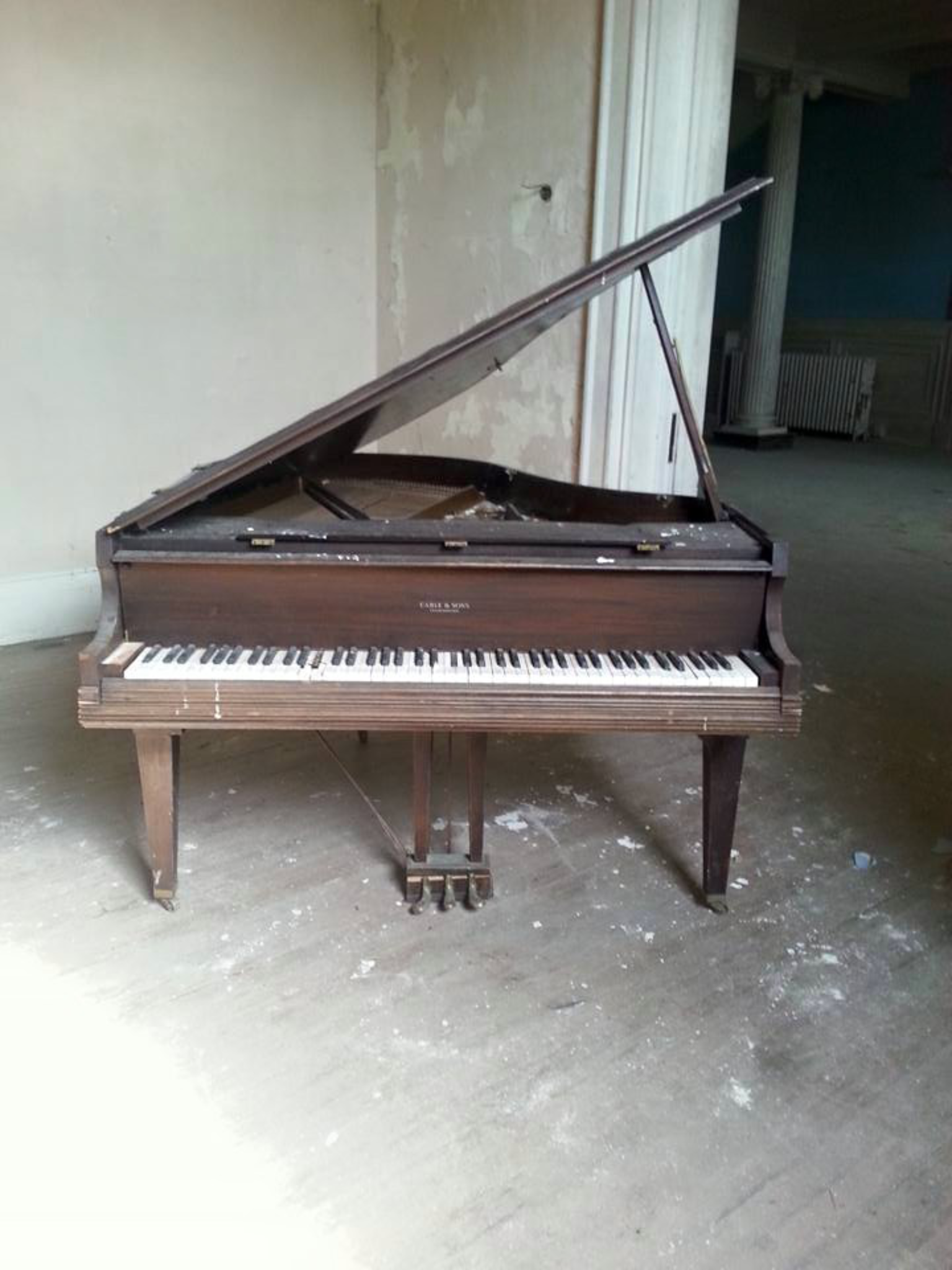 Pin by Tara Reed on Virginia Music, Piano, Instruments
