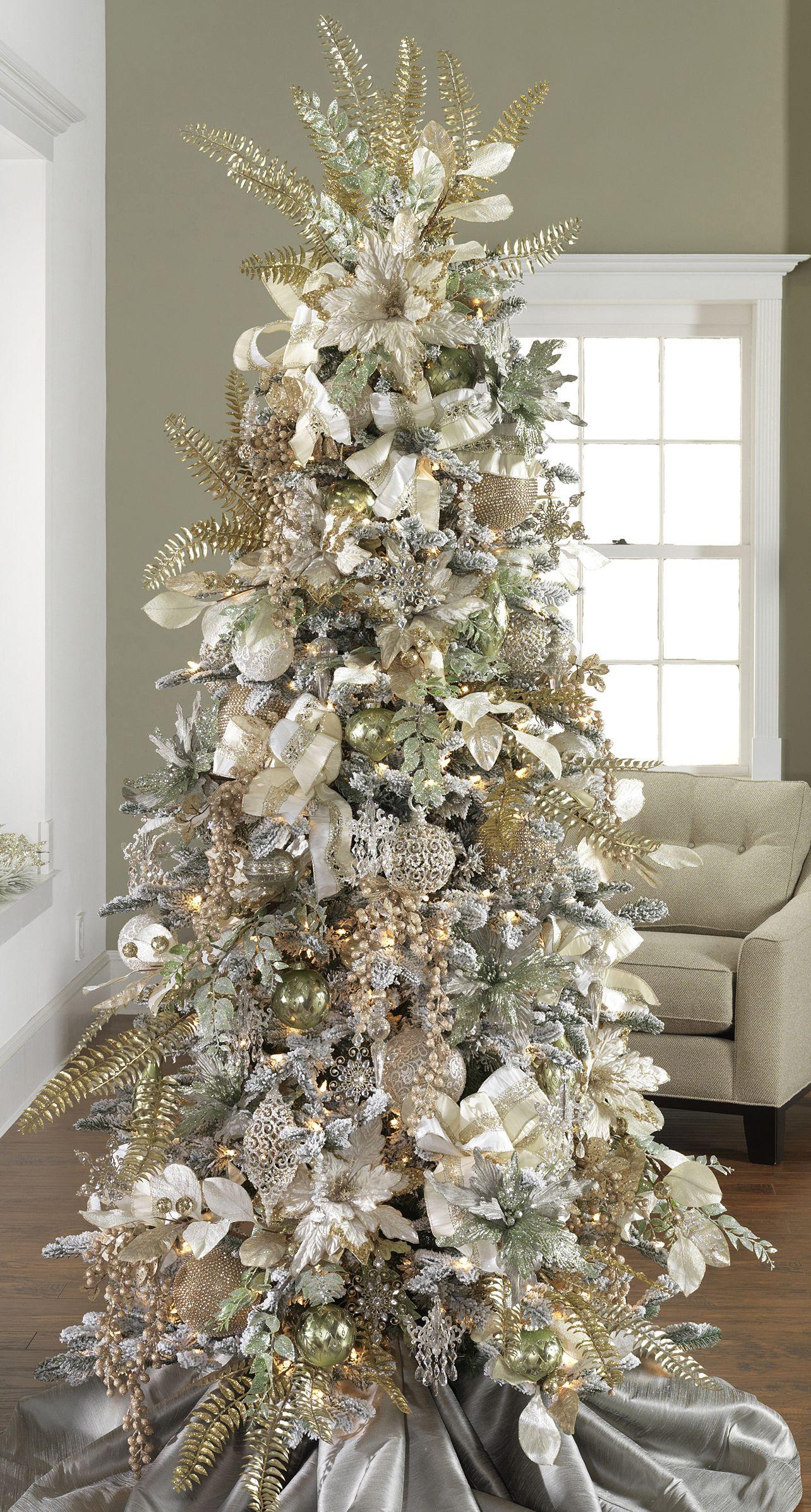 RAZ Imports 2015 Enchanted Holiday Elegant Tree