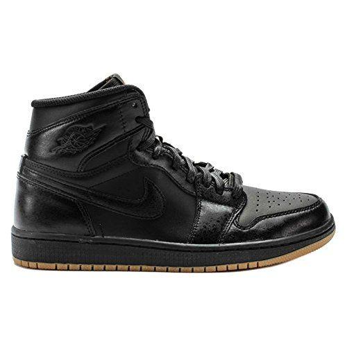 buy popular 35df1 59d97 Nike Air Jordan 1 RETRO High OG Basketballschuhe schwarz - http   on-
