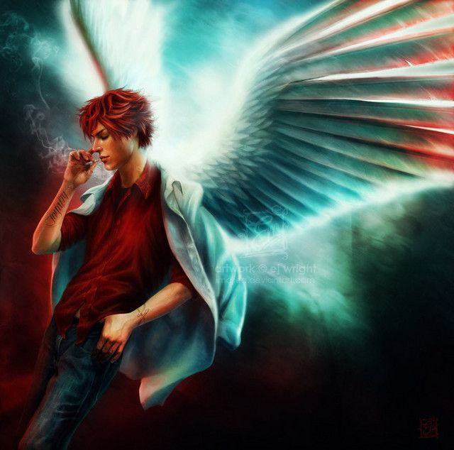 Not Your Average Angel  by Imaliea in The Angels