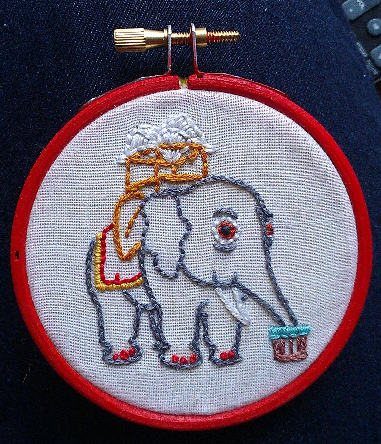 This Is A 3 Hoop Of Margate Njs Lucy The Elephant Lucy