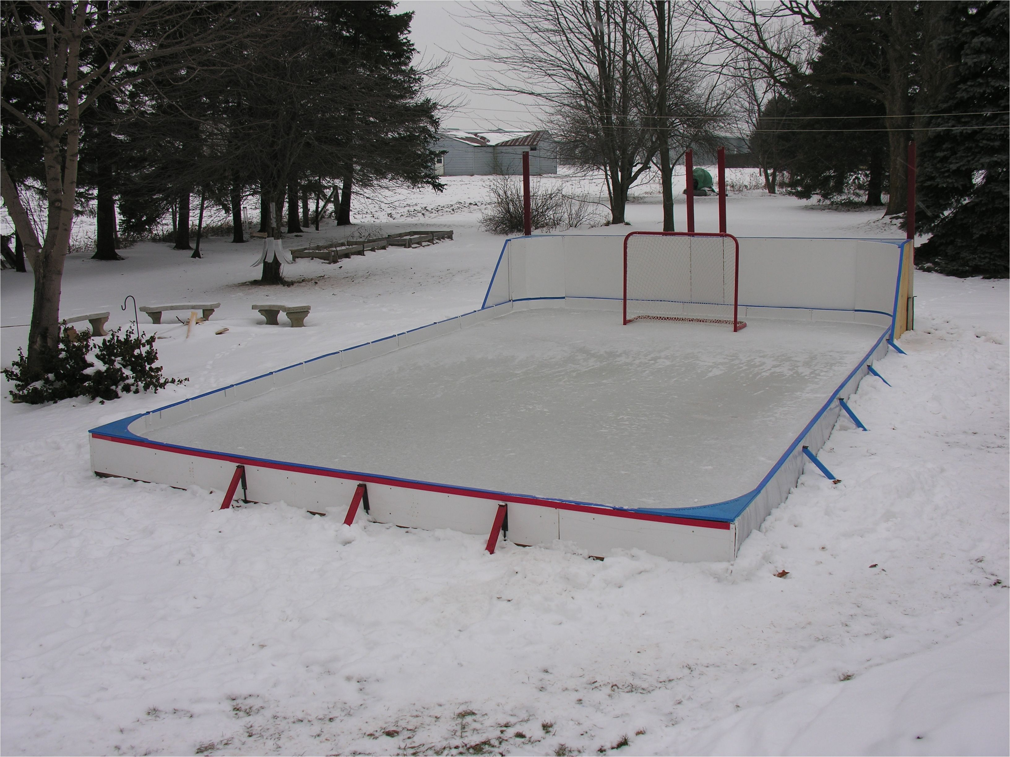 Backyard Ice Rink Liner Check more at https ...