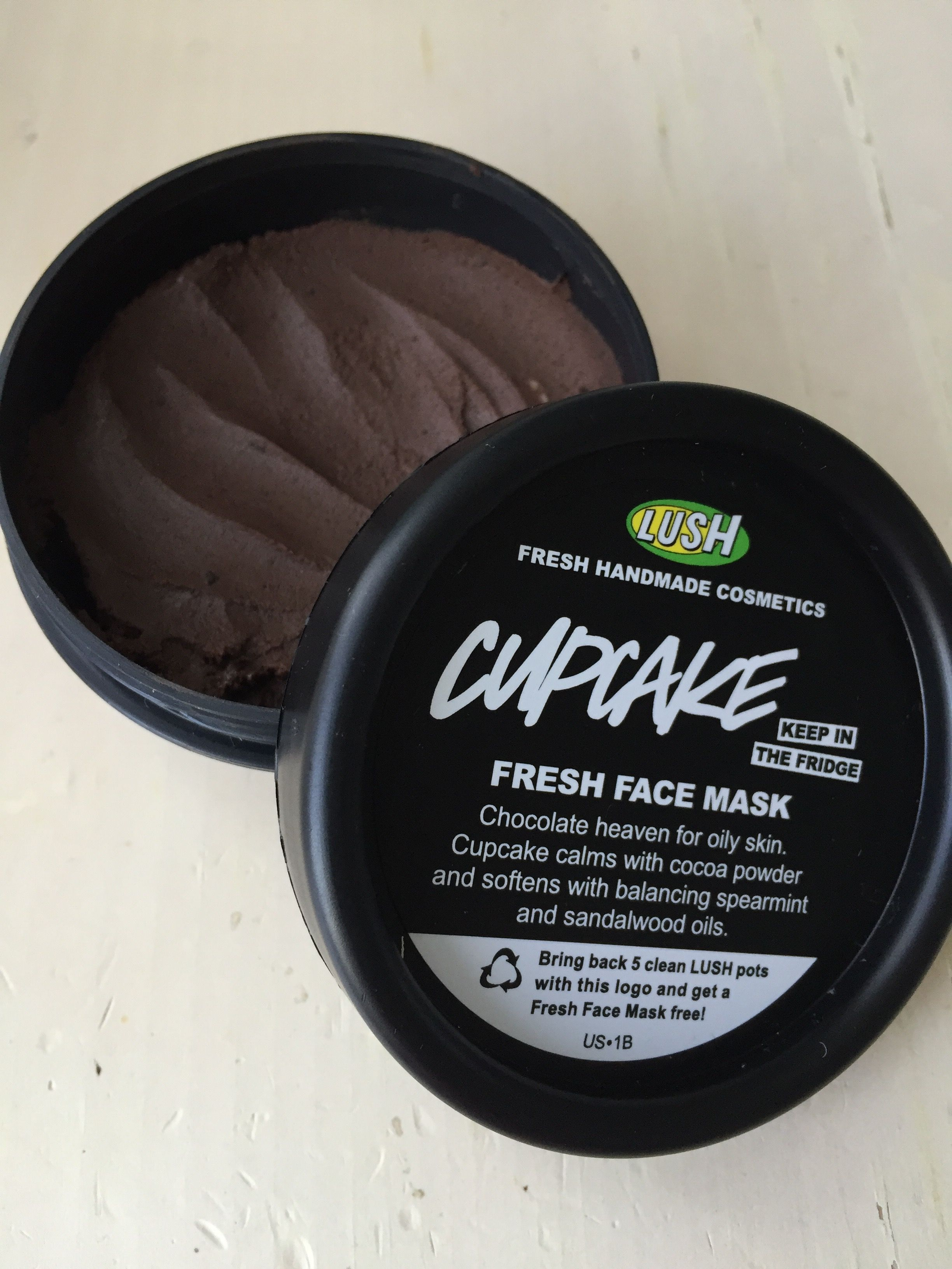 This face mask is great for people with oily skin and acne prone