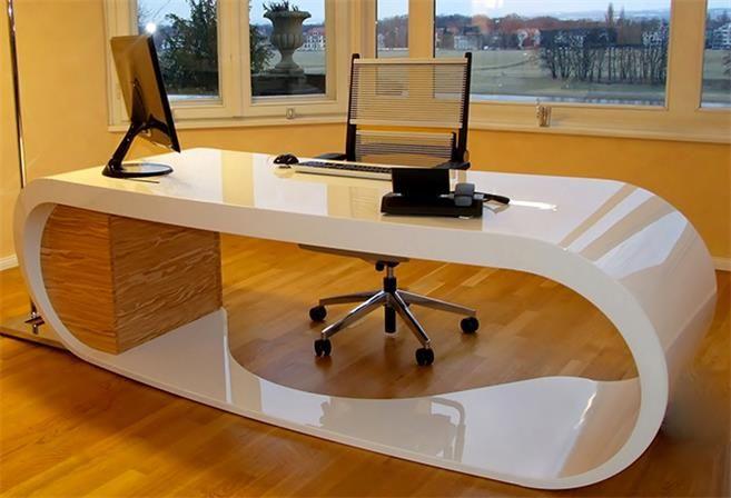 popular corian office desk custom design and manufacturer office rh pinterest co uk
