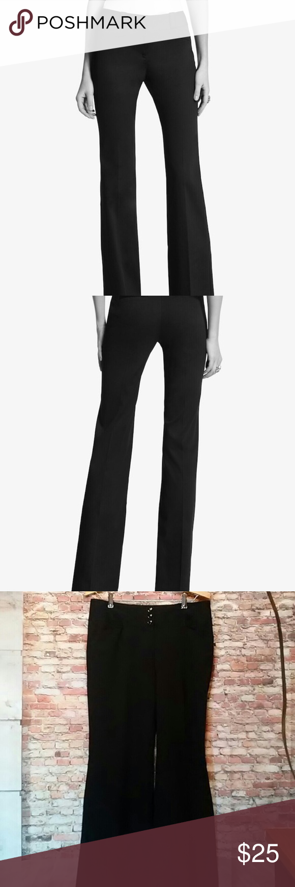 83dd9bf50d9fa0 White House Black Market Legacy Pant Style your best in this beautiful  pants Boot cut Perfect condition Buttons and zipper all working and in tact  No holes ...