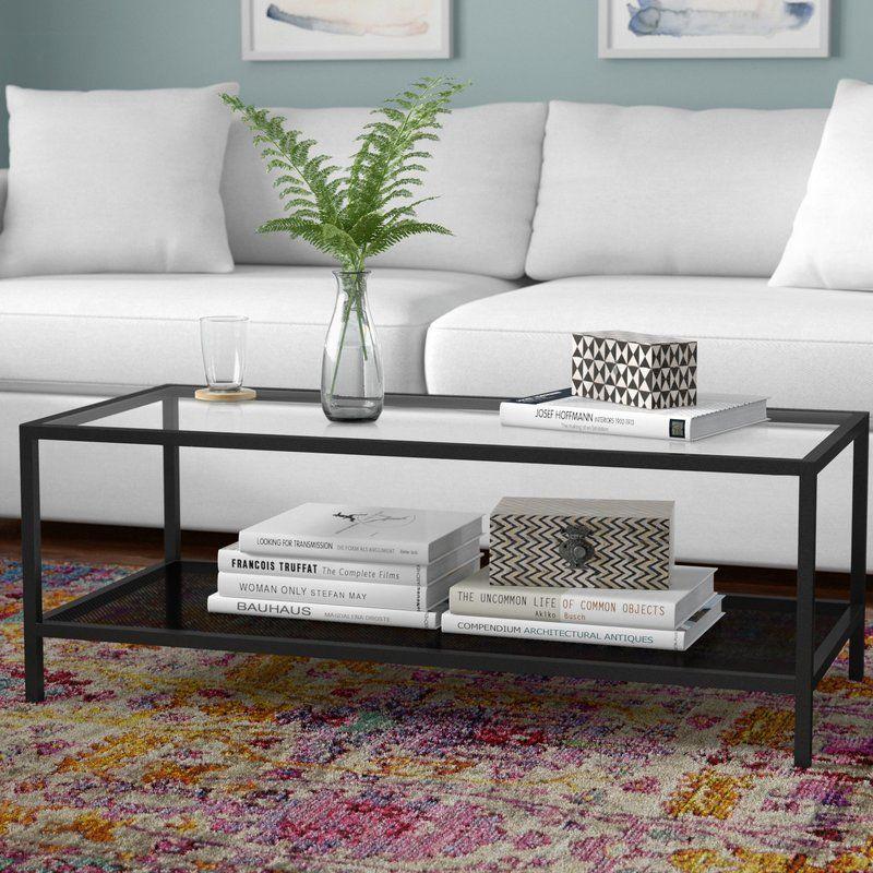 Zipcode Design Longmeadow Coffee Table Reviews Wayfair Ca Coffee Table Coffee Table Rectangle Coffee Table With Storage