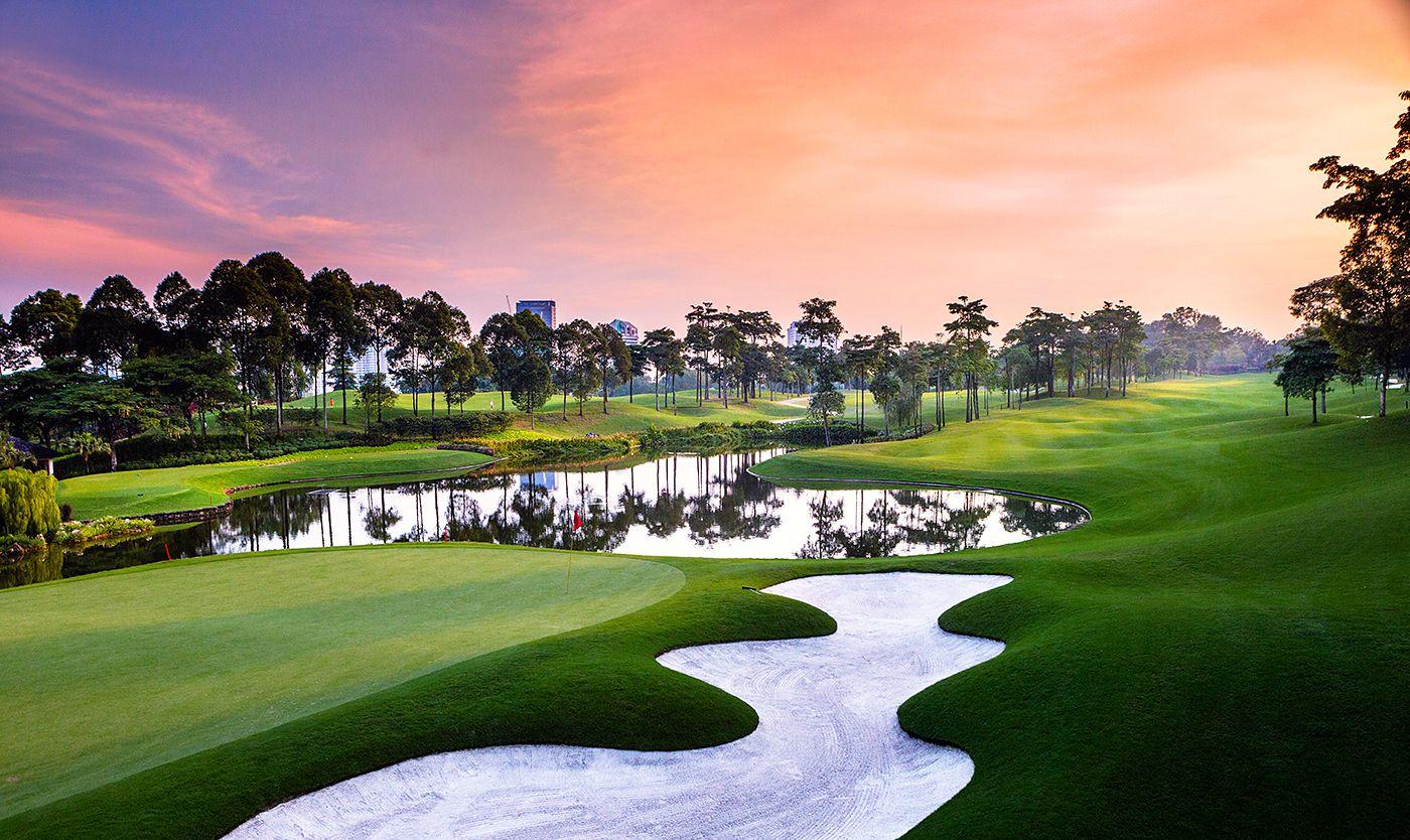 Kuala Lumpur Golf And Country Club On Behance Golf Country Club Kuala Lumpur