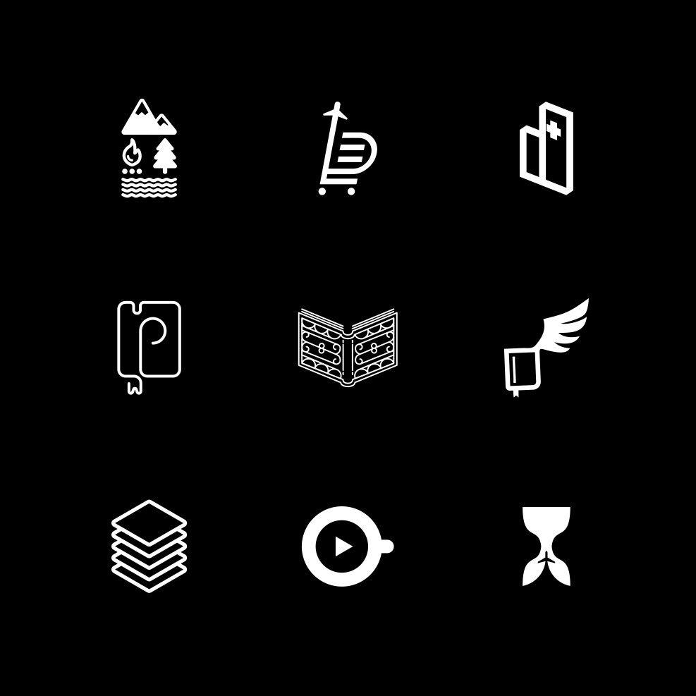 Booklogo Design