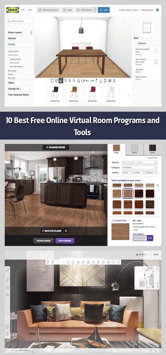 Virtual Design Room Online Free