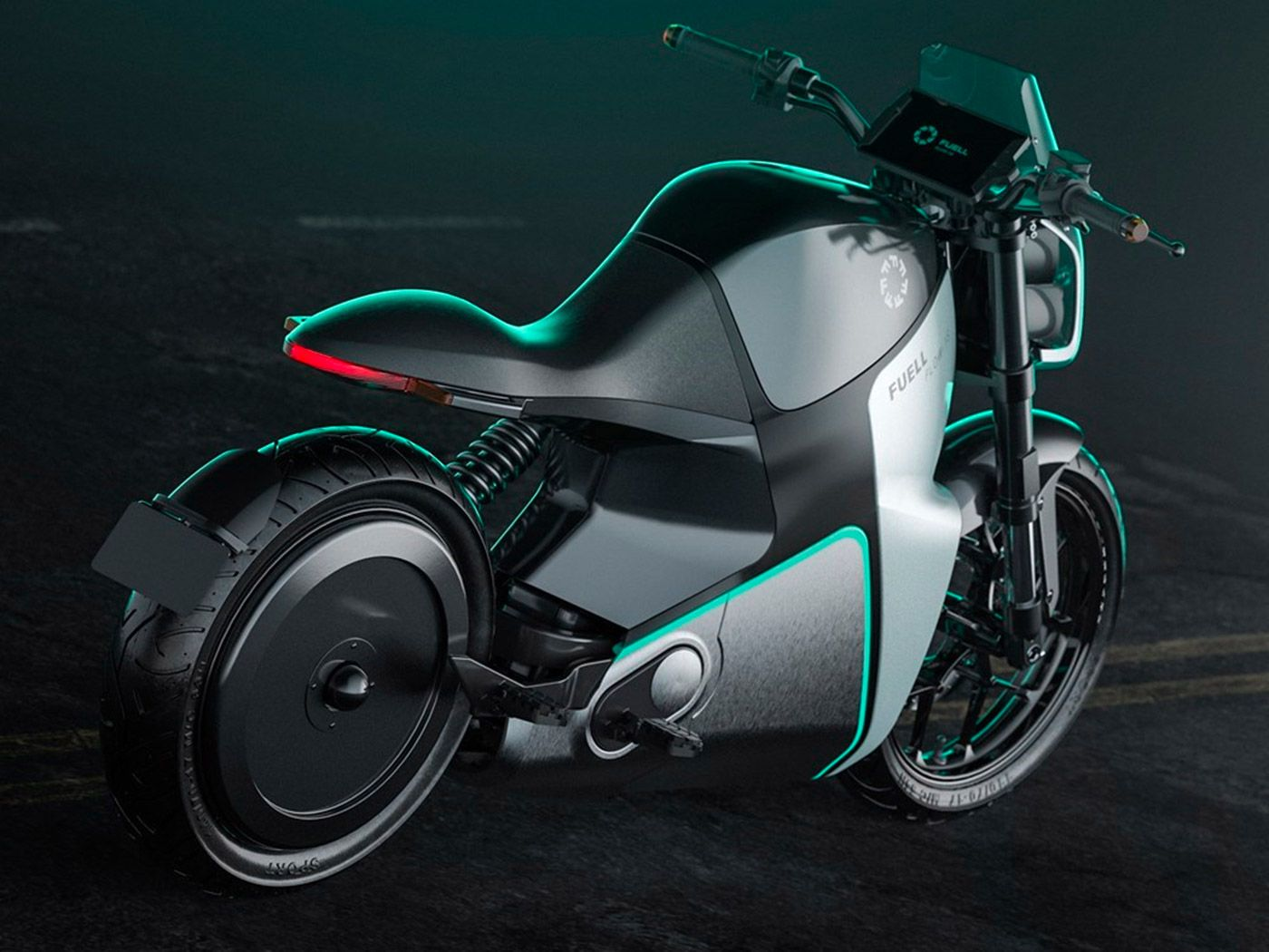 Fuell Flow Electric Bikes By Erik Buell Inspiration Grid