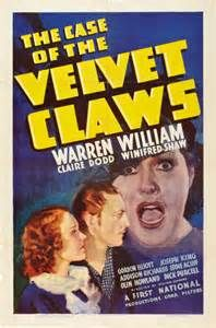 Watch The Case of the Velvet Claws Full-Movie Streaming