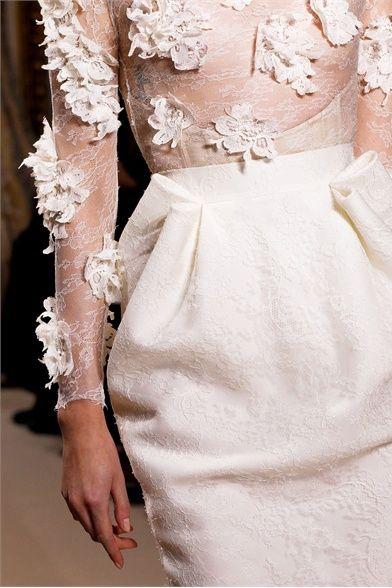 * giambattista valli spring haute couture 2012
