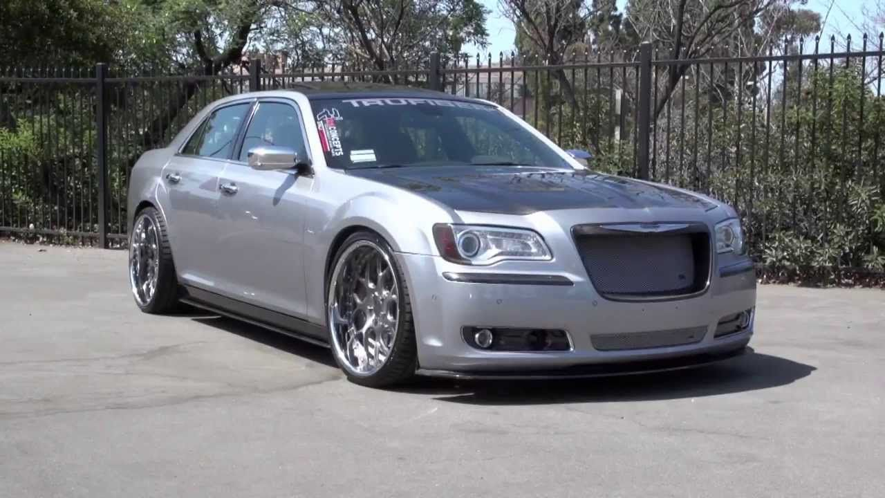 Chrysler custom challenge finalist sidney chrysler 300