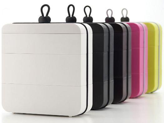 Asian lunchbox tiffin vertical