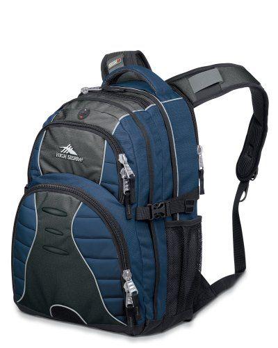 Рюкзак high sierra swerve рюкзак osprey exos 58 basalt black черный lg