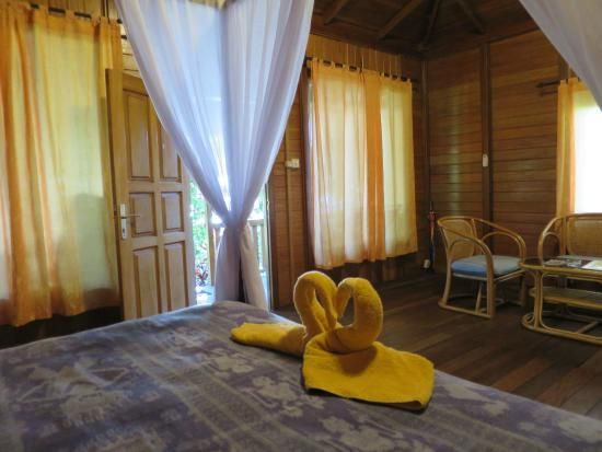 Mapia Resort Manado Sea View Cottage Celebes Divers #diving #indonesia