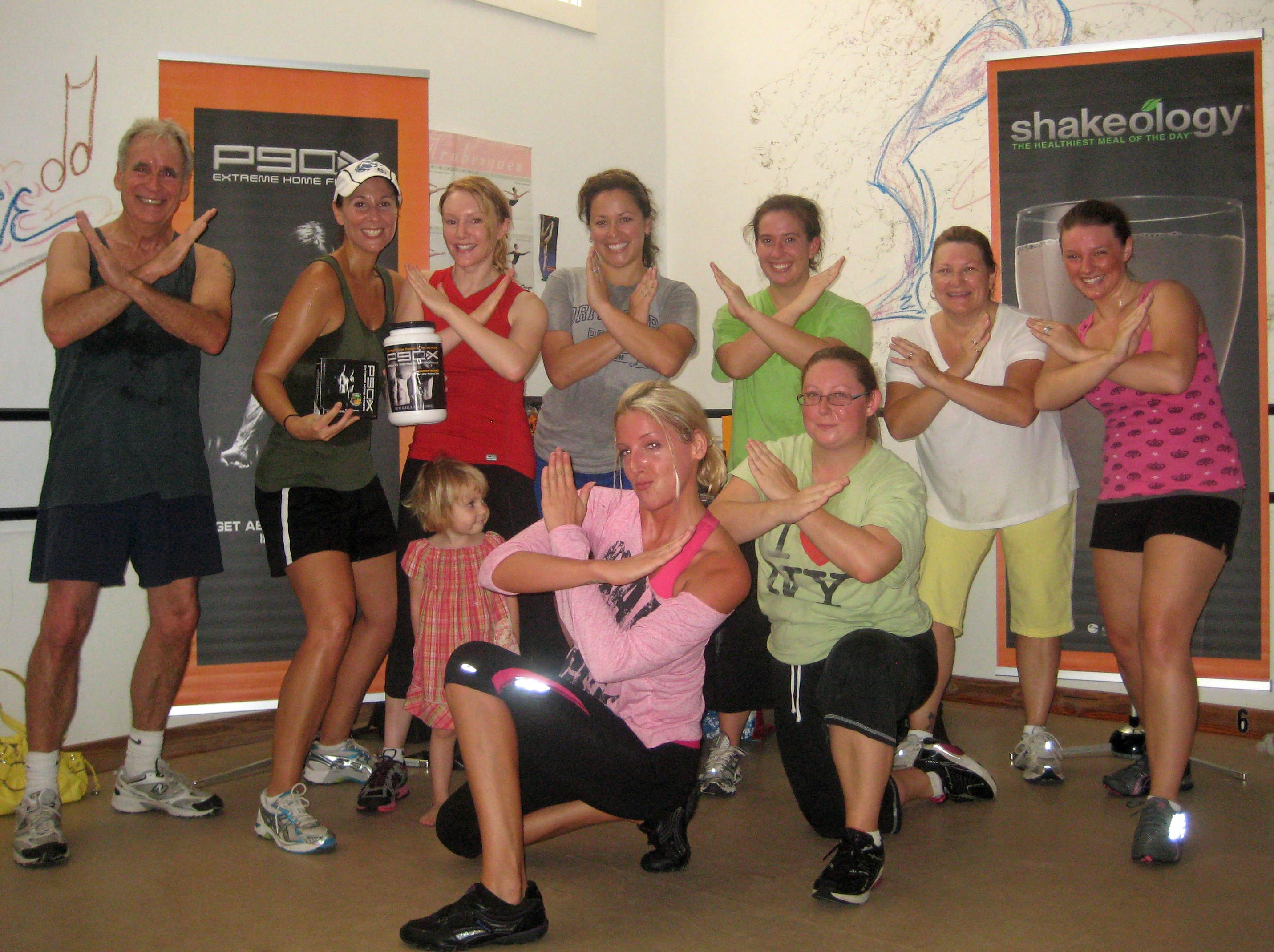We Had A Blast At Our Tuesday Morning Fit Club We Did