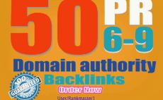create ,HighPR,backlinks for you