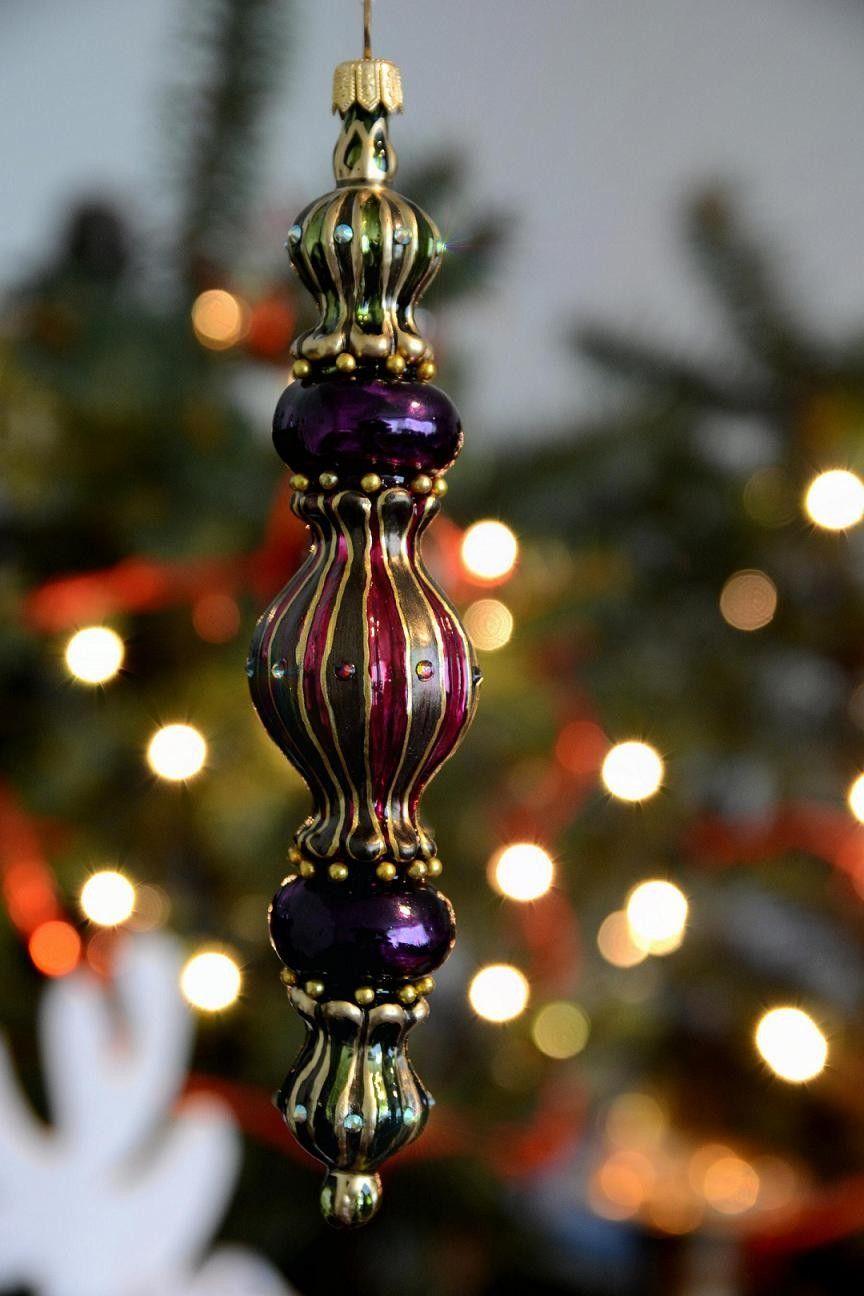 Bombka Berlo Krolewskie Swarovski Bombki Choinkowe Christmas Ornaments Novelty Christmas Holiday